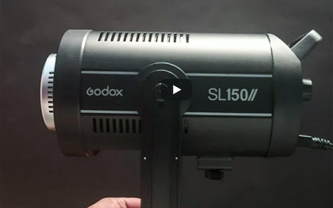 Erfahrungen mit dem Godox RL 150II. LED-Dauerlicht